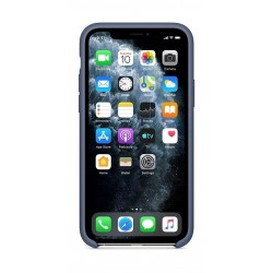 Apple iPhone 11 Pro Silicone Case - Alaskan Blue 3