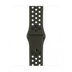 Apple Nike 38mm Smart Watch Sports Band (MRHL2) - Khaki Black