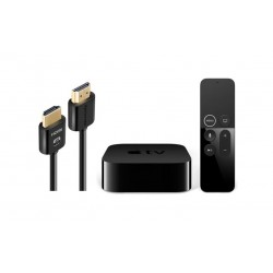 Apple TV 4K 32GB + Promate ProLink4K2-150 HDMI Cable