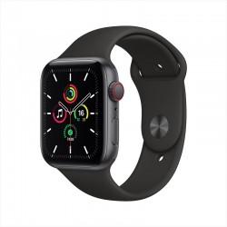 Apple Watch SE 40mm Aluminum Case Smart Watch (MYEK2AE/A) - Black Sports