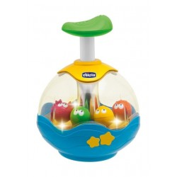 Chicco Aquarium Spinner Baby Toy (SPINNER005T)