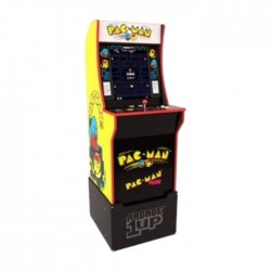 Arcade1Up Pac-Man Arcade Cabinet with Generic Riser in Kuwait | Buy Online – Xcite