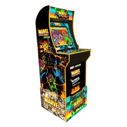 Arcade1Up Marvel Superheroes Arcade Cabinet in Kuwait   Buy Online – Xcite