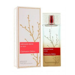 Armand Basi In Red Celebration Edition EDT For Women 100 ml