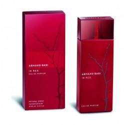 Armand Basi InRed by Armand Basi For Women 100 ML Eau de Parfum