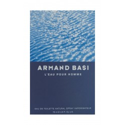 Armand Basi Men L'eau Pour Homme EDT For Men 75 ml