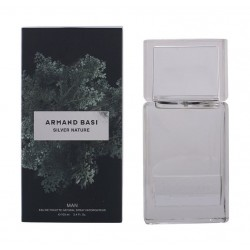 Armand Basi Silver Nature EDT For Men 100 ml