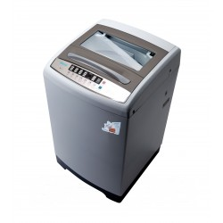 Wansa Gold 12 Kg Top Loader Washer (WGTLW1209GYBLKC10 ) - White/Grey