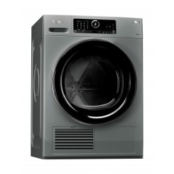 Whirlpool 10 Kilogram Dryer Condenser - (DSCX 10122) Silver