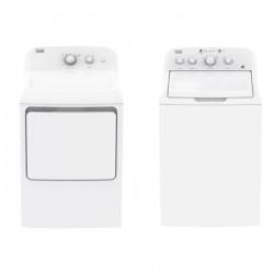 Frigidaire 10KG Air Vented Dryer + Frigidaire 17Kg Top Load Washer