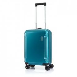 American Tourister 55cm Hyperbeat Hard Luggage - Teal