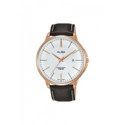 Alba 42.5 mm Analog Gents Leather casual Watch - AH8520X1