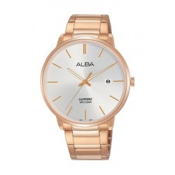 Alba Quartz 40mm Analog Gent's Metal Watch - AS9G56X1