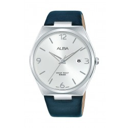 Alba 41mm Men's Analog Casual Leater Watch - (AS9H91X1)