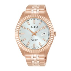 Alba 42mm Analog Gents Metal Casual Watch -  (AS9J90X1)