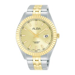 Alba 42mm Analog Gents Metal Casual Watch -  (AS9J96X1)