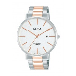 Alba 42mm Gent's Analog Casual Metal Watch - (AS9K09X1)