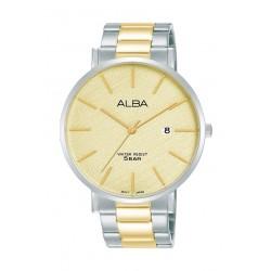 Alba 42mm Gent's Analog Casual Metal Watch - (AS9K11X1)