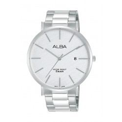 Alba 42mm Gent's Analog Casual Metal Watch - (AS9K15X1)