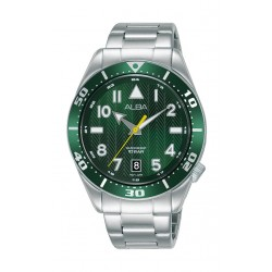 Alba 40mm Gent's Analog Sports Metal Watch - (AS9K43X1)