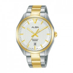 Alba 40mm Men's Analog Watch (AS9K72X1) in Kuwait | Buy Online – Xcite