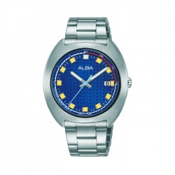 ALBA Quartz Analog Casual 40mm Unisex Watch - AS9K83X1
