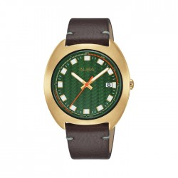 ALBA Quartz Analog Casual 40mm Unisex Watch - AS9K88X1