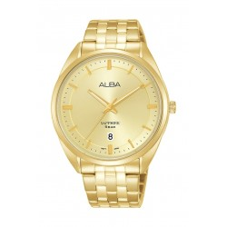 Alba 41mm Gent's Metal Analog Casual Watch - AS9L06X1