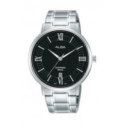 Alba 41mm Gent's Metal Analog Casual Watch - AS9L25X1