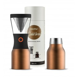 Asobu Coldbrew Portable Cold Brew Coffee Maker - Copper