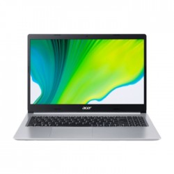 "Acer Aspire 5 - Intel Core i7 - nVidia GeForce MX250 2GB - RAM 12GB - HDD 1000GB + 512GB SSD - 15.6"" Laptop - Silver (A515-54G-7819)"