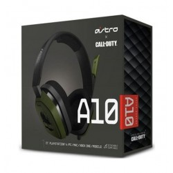 ASTRO Gaming A10 Call of Duty Edition Gaming Headset -  Black