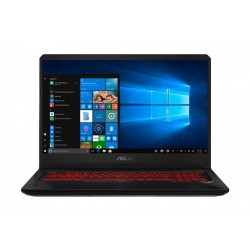 ASUS TUF GTX 1060 6GB Core i7 16GB RAM 1TB HDD + 256 SSD 15.6 inch Gaming Laptop (FX505GM-ES085T) - Black