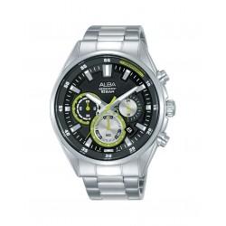 Alba 44mm Chronograph Gents Metal Watch (AT3F87X10