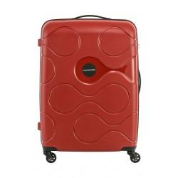 Kamiliant Mapuna Spinner Luggage 67 CM (AM6X60002)  - Autumn Red