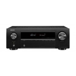 Denon 5.1 Channel 130W 4K Ultra HD Audio Video Receiver - AVRX250BT