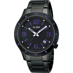 Alba AG8253X1 Ladies Watch - Metal Strap