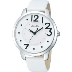 Alba AH8139X1 Ladies Watch - Leather Strap