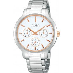 Alba AP6041X1 Ladies Watch - Metal Strap