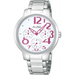 Alba AP6049X1 Ladies Watch - Metal Strap