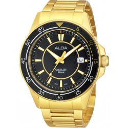 Alba AS9250X1 Gents Watch -  Metal Strap