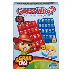 Hasbro Guess Who Grab - Go Game