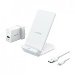 Anker PowerWave 7.5W Wireless Charging Stand - White (B2522K250