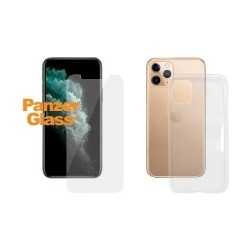 PanzerGlass Dual-360 Screen Protector & Soft Case for iPhone 11 Pro