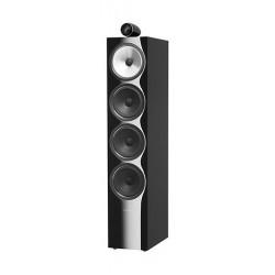 B&W Floor Standing Speaker (702 S2) - Black