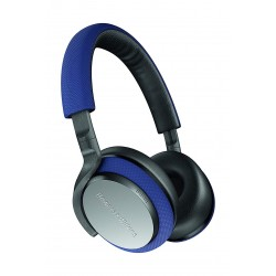 B&W PX5 Noise Cancellation Wireless Headphones  - Blue