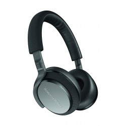 B&W PX5 Noise Cancellation Wireless Headphones  - Space Grey