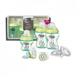 Tommee Tippee New Born Starter Kit – (TT42244777)