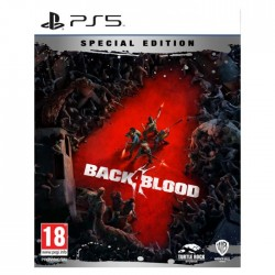 Back 4 Blood Special Edition PS5 Game cover
