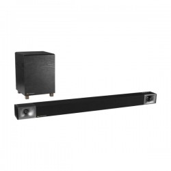 Klipsch 2.1-Channel Soundbar System (BAR 40) - Black